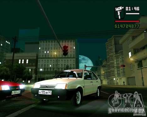 ВАЗ-2109 для GTA San Andreas