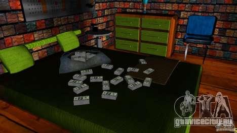 Ретекстур номера в отеле для GTA Vice City одинадцатый скриншот