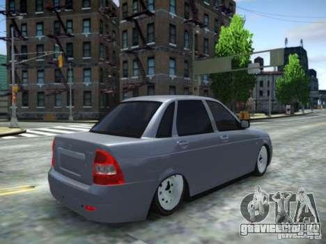ВАЗ 2170 DUBAI для GTA 4 вид слева