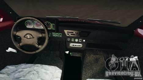 ВАЗ-21214 Нива (Lada 4x4) для GTA 4 вид сзади