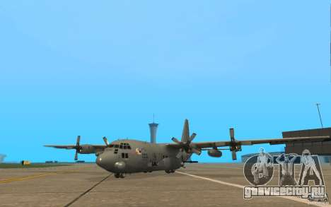 AC-130 Spectre для GTA San Andreas