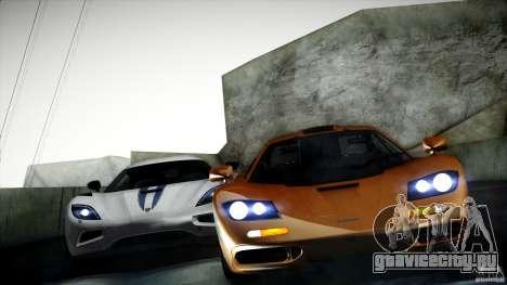 Direct B 2012 v1.1 для GTA San Andreas пятый скриншот