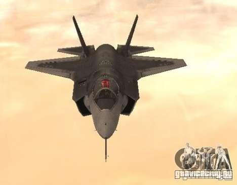 F-35 Eagle для GTA San Andreas