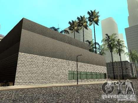 Госпиталь всех Святых для GTA San Andreas пятый скриншот