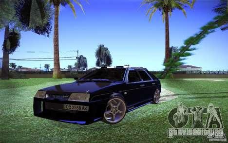 ВАЗ 2109 Карбон для GTA San Andreas