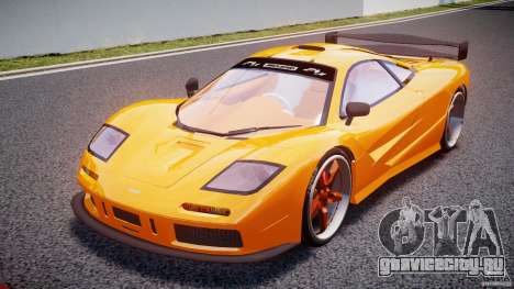 Mc Laren F1 LM v1.0 для GTA 4