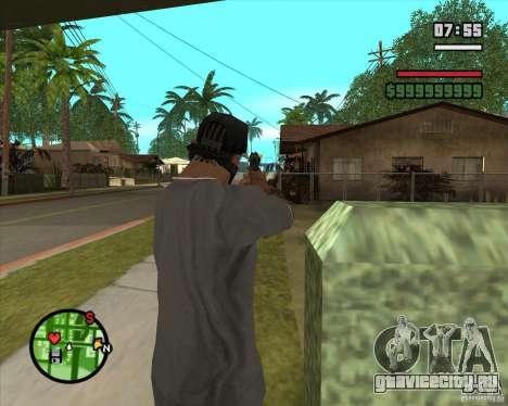 Система укрытий (Covers System) v1 для GTA San Andreas третий скриншот