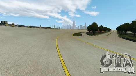 Dakota Raceway [HD] Retexture для GTA 4 пятый скриншот