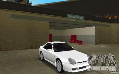 Honda Prelude 2.2i для GTA Vice City вид справа