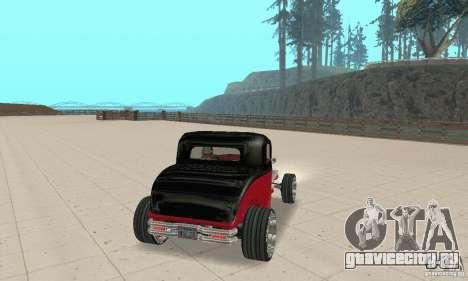Ford Hot Rod 1932 для GTA San Andreas
