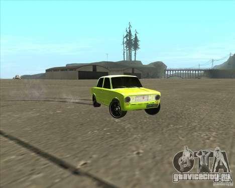 ВАЗ 2101 tuning version для GTA San Andreas вид справа