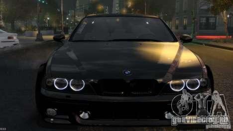 BMW M5 E39 AC Schnitzer Type II v1.0 для GTA 4 двигатель