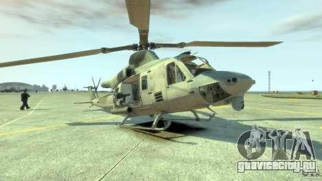 Bell UH-1Y Venom для GTA 4