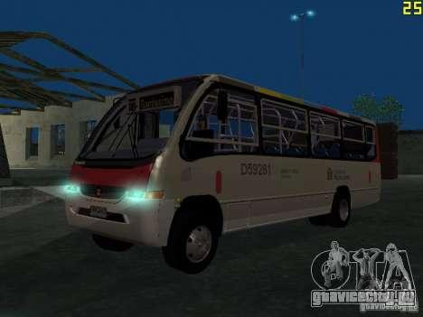 Marcopolo G6 для GTA San Andreas