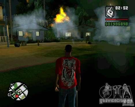 Бомба для GTA San Andreas
