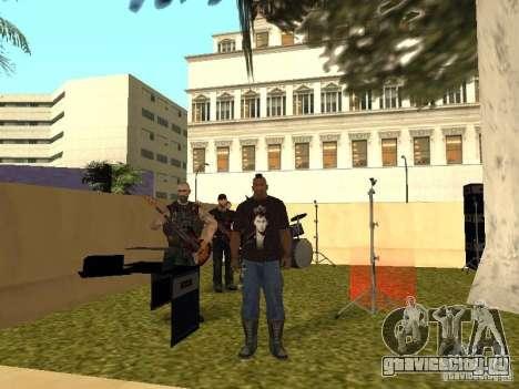 Сектор Газа для GTA San Andreas седьмой скриншот