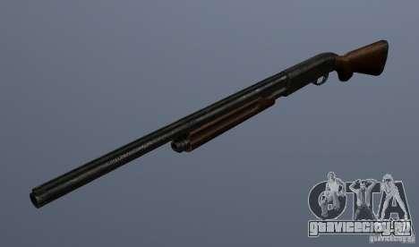 Remington 870AE для GTA San Andreas второй скриншот
