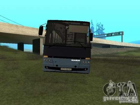 Ikarus C60 для GTA San Andreas