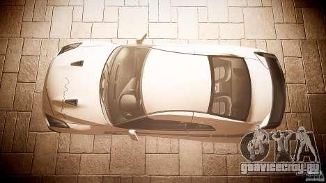 Nissan GT-R (R35) Mines 1.1 для GTA 4 вид справа