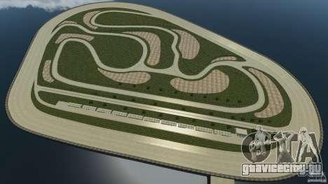 Dakota Raceway [HD] Retexture для GTA 4 второй скриншот