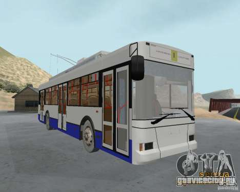 Тролза 5275 Оптима для GTA San Andreas