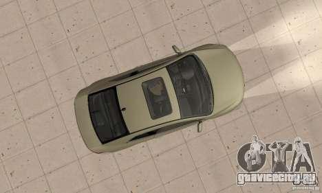 Kia Forte Koup 2010 для GTA San Andreas вид справа