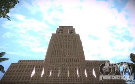 HD Мерия для GTA San Andreas седьмой скриншот