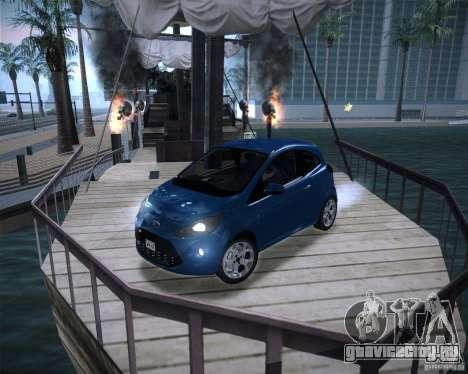 Ford Ka 2011 для GTA San Andreas