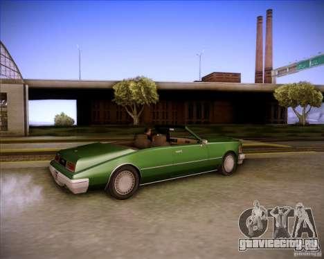 HD Idaho для GTA San Andreas вид сбоку