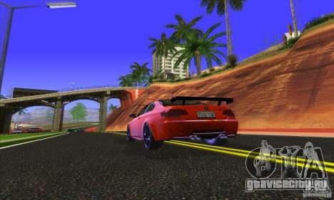 Tropick ENBSeries by Jack_EVO для GTA San Andreas девятый скриншот