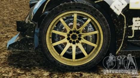Colin McRae BFGoodrich Rallycross для GTA 4 вид сзади