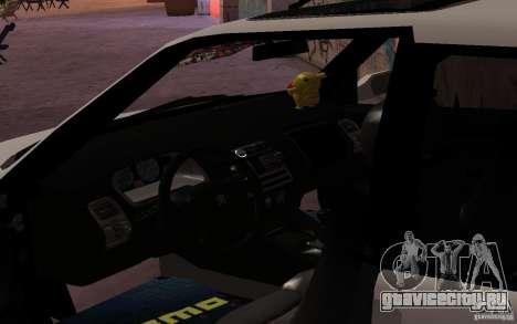 Peugeot 106 GTi для GTA San Andreas вид справа