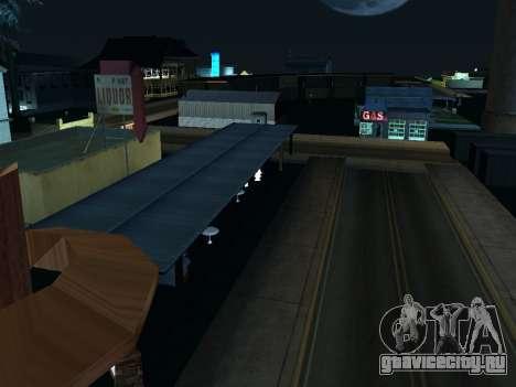La Villa De La Noche v 1.0 для GTA San Andreas четвёртый скриншот