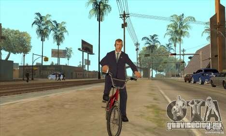 Дмитрий Анатольевич Медведев для GTA San Andreas четвёртый скриншот