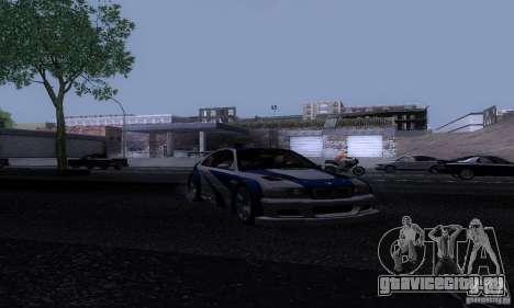 ENB Reflection Bump 2 Low Settings для GTA San Andreas третий скриншот