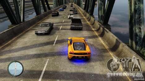 Traffic Load [Final] для GTA 4 второй скриншот