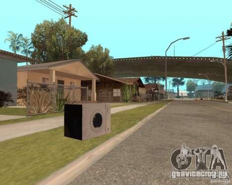 Remapping Ghetto v.1.0 для GTA San Andreas четвёртый скриншот