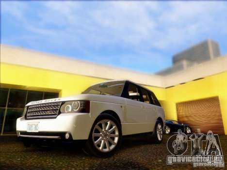 Land-Rover Range Rover Supercharged Series III 2012 для GTA San Andreas
