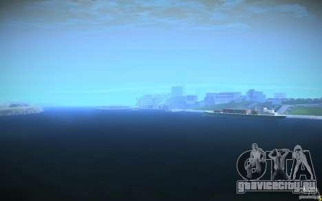 ENB Black Edition для GTA San Andreas третий скриншот