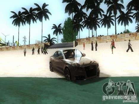 ENBSeries Beta для GTA San Andreas третий скриншот