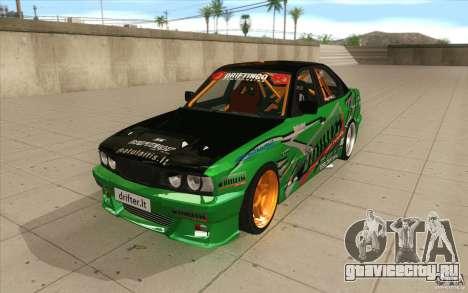 BMW E34 V8 Wide Body для GTA San Andreas