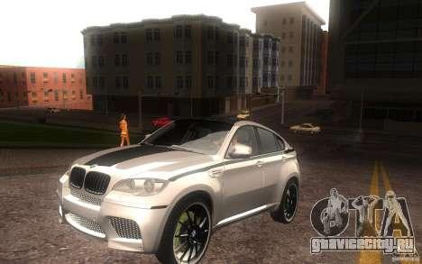 Bmw X6 M Lumma Tuning для GTA San Andreas