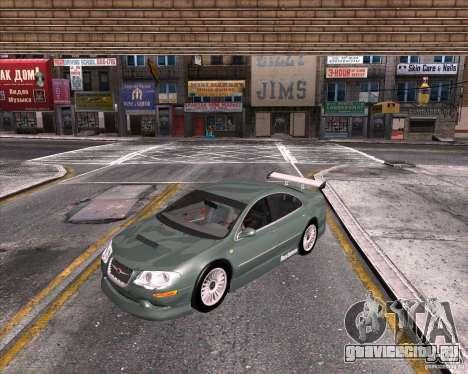 Chrysler 300M tuning для GTA San Andreas вид справа