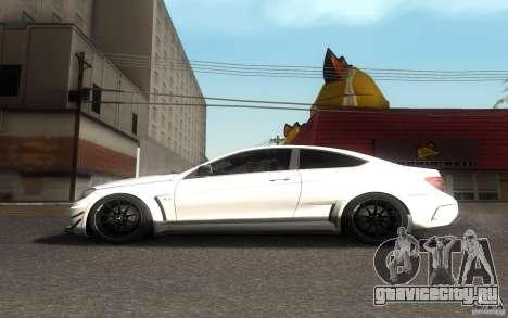 ENB Series by muSHa v1.0 для GTA San Andreas