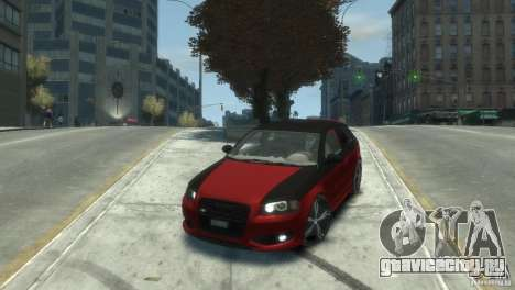 Audi BS3 O.CT Tuning для GTA 4
