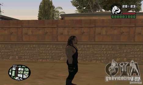 Гробовщик из Smackdown 2 для GTA San Andreas седьмой скриншот