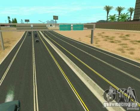 GTA 4 Road Las Venturas для GTA San Andreas седьмой скриншот