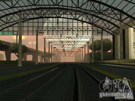 Контактная сеть для GTA San Andreas четвёртый скриншот