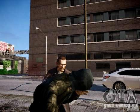 Bad Niko для GTA 4 седьмой скриншот