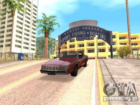 ENBSeries by Sashka911 для GTA San Andreas пятый скриншот